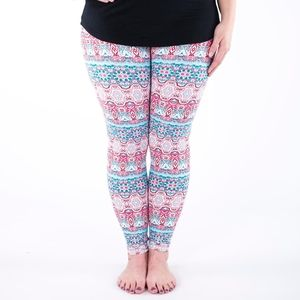 SweetLegs Afternoon Tea Leggings